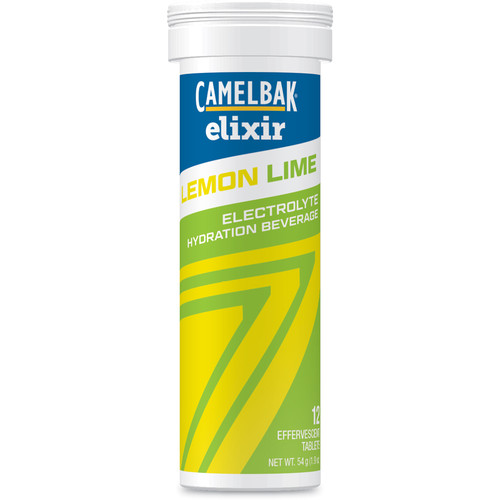 CAMELBAK Elixir Hydration Tablets (Lemon Lime)
