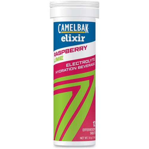 CAMELBAK Elixir Hydration Tablets (Raspberry Lime)