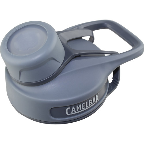 CAMELBAK Replacement Chute Cap for Water Bottles (Gray/Gray)