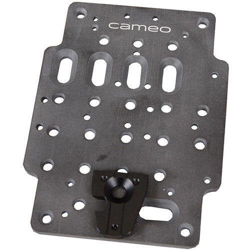 """CAMEOGEAR V-Lock Mounting Plate for Wireless Receivers (4 x 5"""")"""