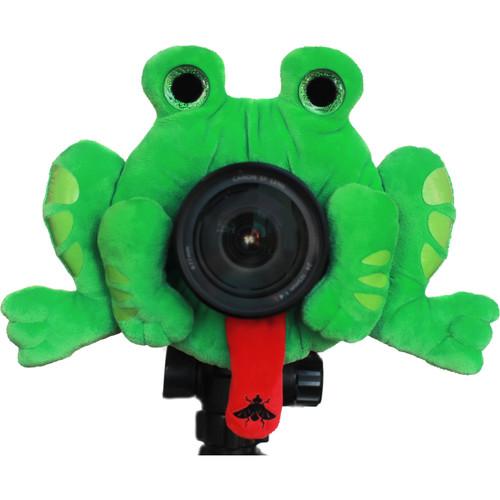 Camera Creatures Fascinating Frog Posing Prop