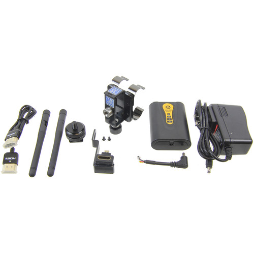 Camera Motion Research Accessory Kit for Connex Mini Transmitter