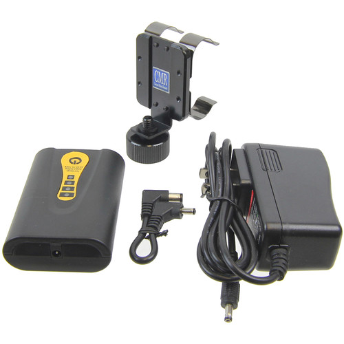 Camera Motion Research Battery Cage Kit for Connex Mini Receiver