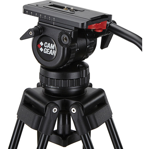 Camgear DV6P 75mm Fluid Head