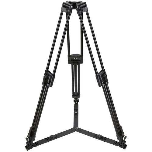 Camgear ENG/AL2 2-Stage 100mm Bowl Tripod with Ground Spreader (Aluminum)