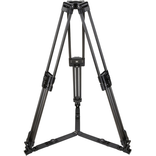 Camgear ENG/CF2 2-Stage 100mm Bowl Tripod with Ground Spreader (Carbon Fiber)
