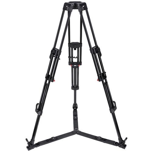 Camgear T100/AL2 2-Stage 100mm Bowl Tripod with Ground Spreader