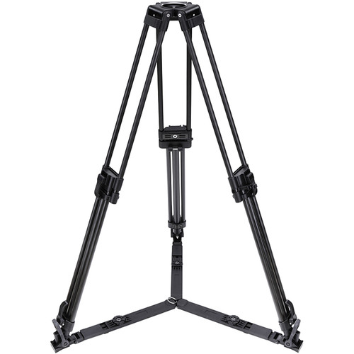 Camgear T75/CF2 2-Stage 75mm Bowl Tripod with Ground Spreader