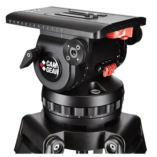 Camgear V35P Fluid Head