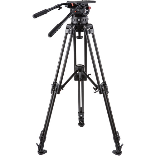 Camgear V35P Tripod System with Mid-Level Spreader