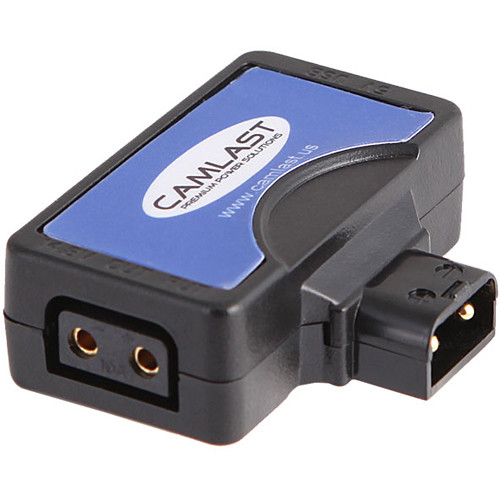 CAMLAST External D-Tap to USB Adapter