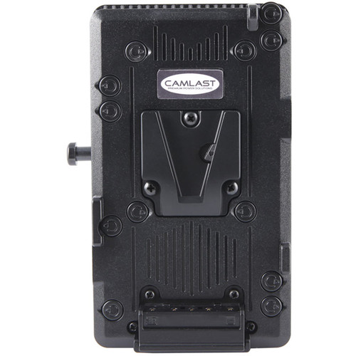 CAMLAST V-Mount Battery Plate with 4-Pin XLR