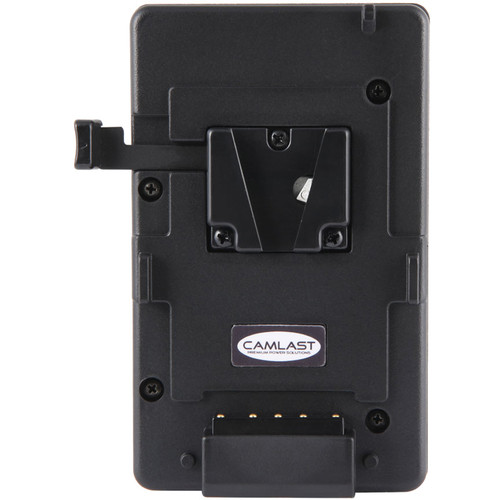 CAMLAST Male V-Mount Battery Plate Adapter