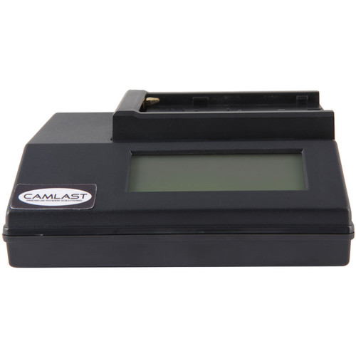 CAMLAST Charger with Digital Display for Sony NP-F970 Battery