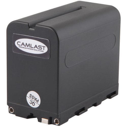 CAMLAST 35Wh 7.2V Battery for Sony L-Series Cameras