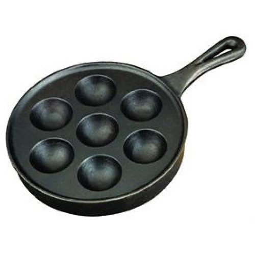 Camp Chef Cast Iron Pancake Puff Pan