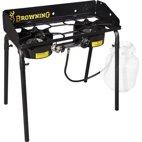 Camp Chef Browning Explorer Two-Burner Camp Stove