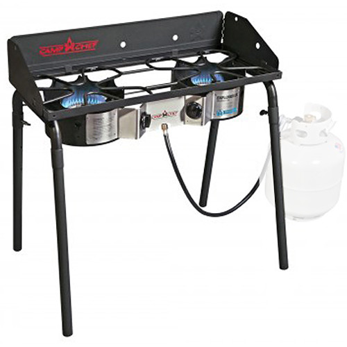 Camp Chef Explorer 2X Two-Burner Camp Stove