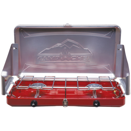 Camp Chef Sierra Two-Burner Camping Stove