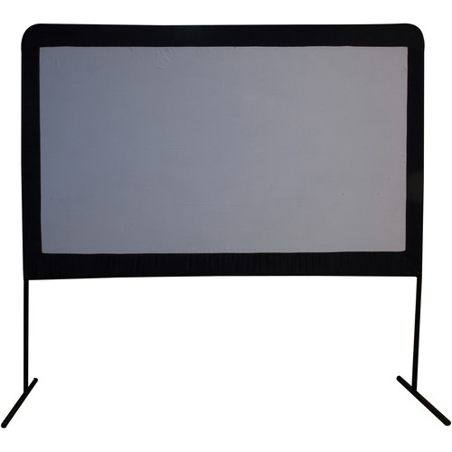 "Camp Chef Backyard Big Screen 120"" Folding Projection Screen"