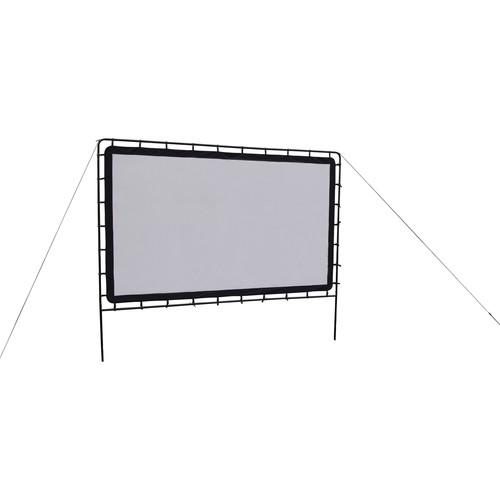 "Camp Chef Backyard Big Screen 132"" Folding Projection Screen"