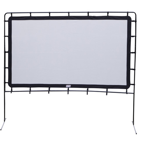 "Camp Chef Backyard Big Screen Lite 92"" Folding Projection Screen"