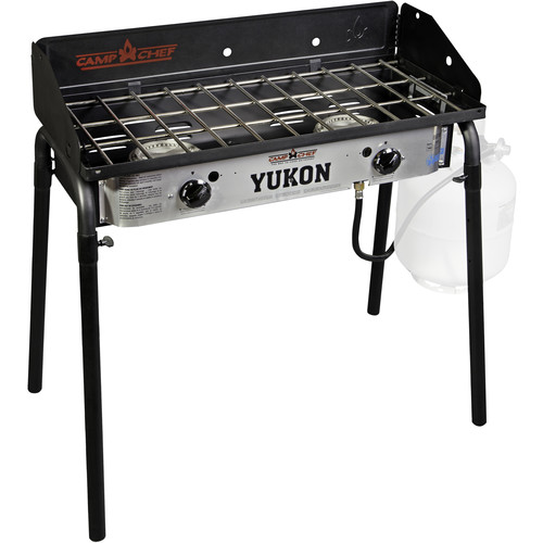 Camp Chef Yukon Two-Burner Stove