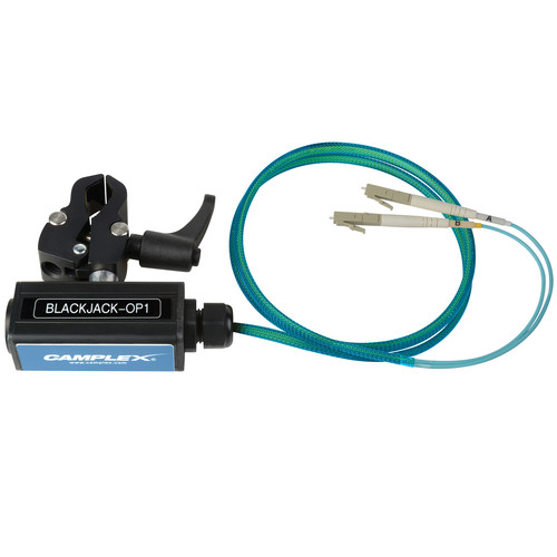 Camplex opticalCON DUO to Duplex LC Breakout Adapter (Multimode with Clamp)