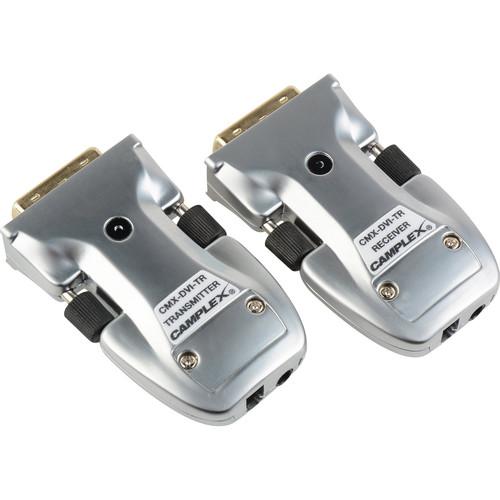 Camplex DVI Singlemode-Multimode Fiber Extender