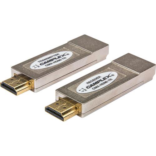 Camplex 4K HDMI over LC Multi-Mode OM3 Fiber Extender (984')