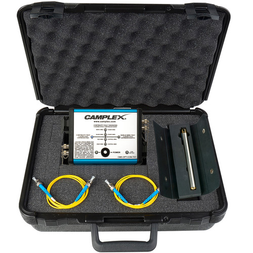 Camplex opticalCON Fiber Optic Cable Tester