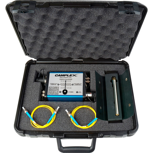 Camplex SMPTE Fiber Optic Cable Tester