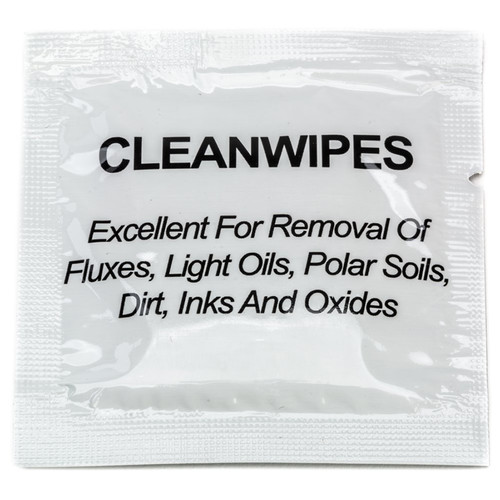 Camplex IPA Pre-Saturated Cleaning Wipes (50-Pack)