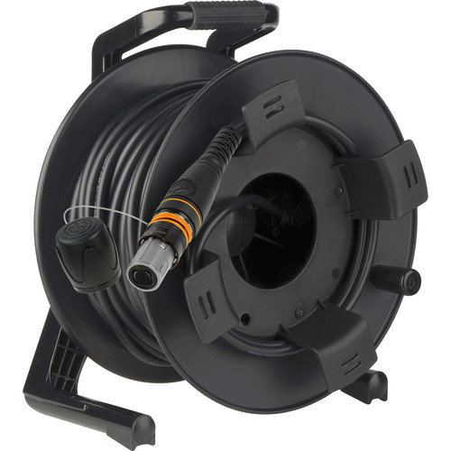 Camplex opticalCON MTP/MTP OM3 Multi-Mode 12-Fiber Field Cable with GT450 Reel (738')