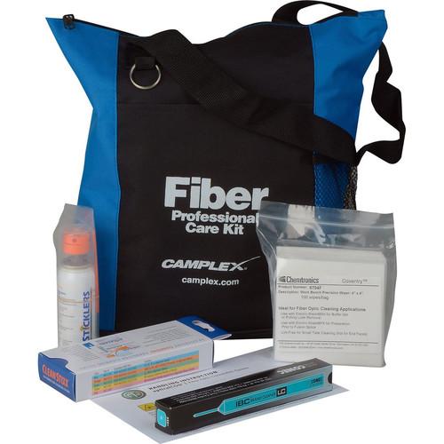 Camplex Neutrik OpticalCON Fiber Optic Connector Cleaning Kit