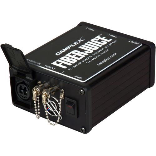 Camplex FIBERJ-P1 FiberJuice Single-Channel opticalCON Camera Pack