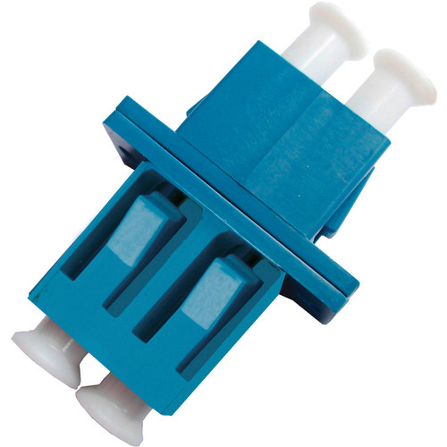 Camplex LC to LC Footprint Fiber Adapter Duplex Singlemode