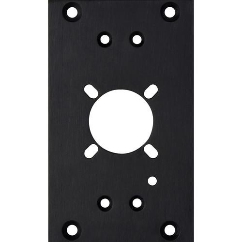 Camplex Pre-Punched Front Panel for LEMO SMPTE Plug in HYMOD-FR2 Frame