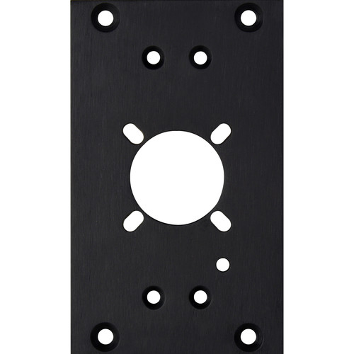 Camplex Pre-Punched Front Panel for LEMO SMPTE Plug in HYMOD-FR2 Frame