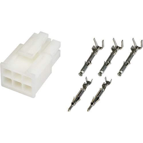 Camplex 6-Pin BP8 Amp Kit - Body Pins And Sockets