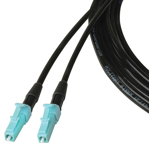 Camplex TAC1 Simplex OM3 Multimode LC Fiber Optic Tactical Cable - 500' (152.4 m)