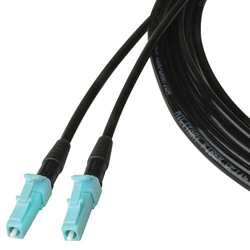 Camplex TAC1 Simplex OM3 Multimode ST Fiber Optic Tactical Cable - 50' (15.2 m)