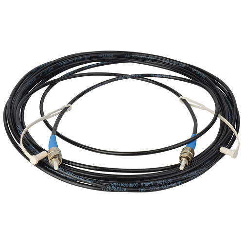 Camplex TAC1 Simplex Singlemode ST Fiber Optic Tactical Cable (50')