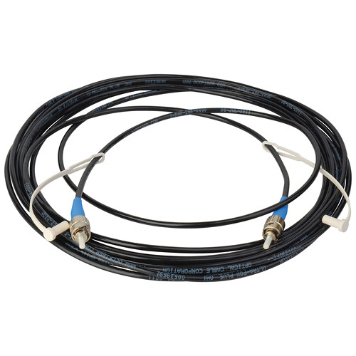 Camplex TAC1 Simplex Singlemode ST Fiber Optic Tactical Cable (250')