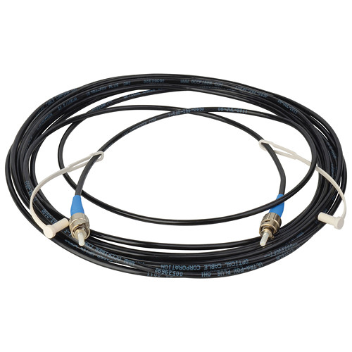 Camplex TAC1 Simplex Singlemode ST Fiber Optic Tactical Cable (500')