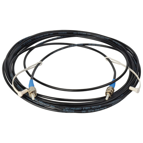 Camplex TAC1 Simplex Singlemode ST Fiber Optic Tactical Cable (656')