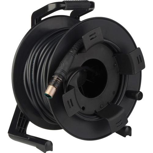 Camplex HF-TROC2SX OpticalCON DUO SM XTREME Fiber TAC Tactical Cable Reel (1000')
