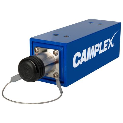 Camplex SMPTE 311M Female to Duplex LC Fiber Optic Adapter