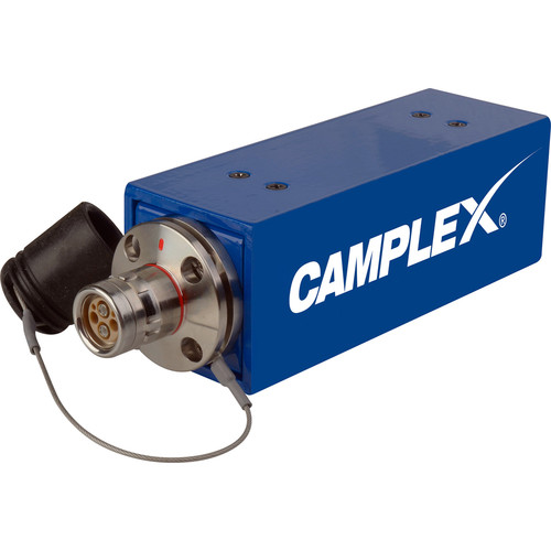 Camplex SMPTE 311M Male to Duplex LC Fiber Optic Adapter
