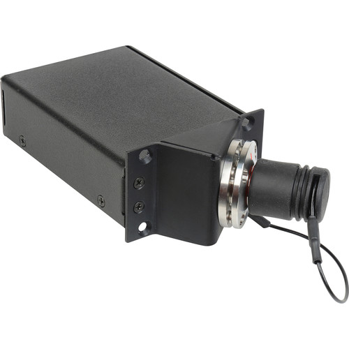 Camplex 45 Degree SMPTE FXW Plug to 2 SC APC Fiber & 6-Pin AMP for 1RU HYMOD Systems